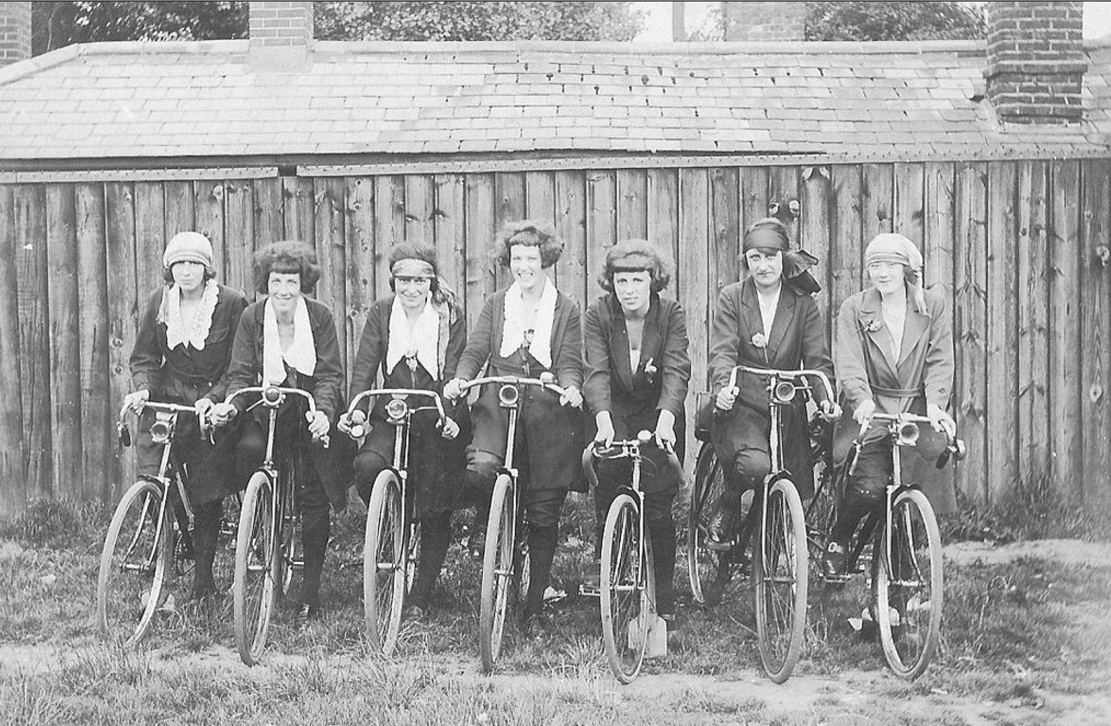 LSHOF Cycling History